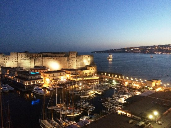 Eurostars Hotel Excelsior: View from Restaurant