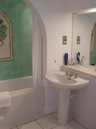 Hotel Portmeirion: Bathroom