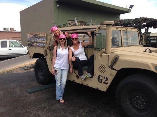 Battlefield Vegas: Southern Belles