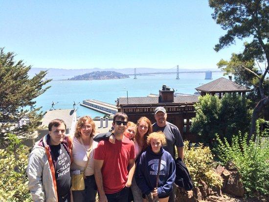 Urban Trek USA: Telegraph Hill