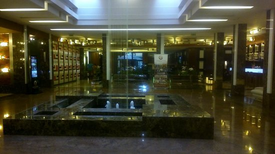Grand Majestic Plaza : Entrada del Hotel