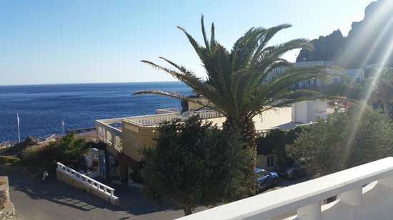 Kalypso Cretan Village : view from room