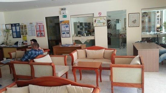 Kalypso Cretan Village : lobby