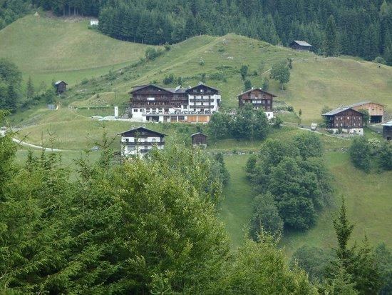 Alpengasthof zum Wanderniki