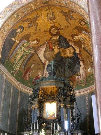Duomo di Messina: Abside maggiore