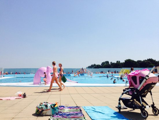 The Strand Leisure Park: Fabulous fun for kids