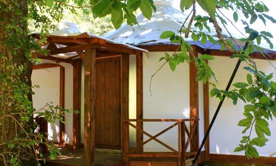 Lemu Lodge Caburgua: Luxury glamping suite