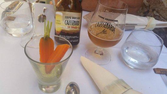 Pastis Restaurant : Apperitizer