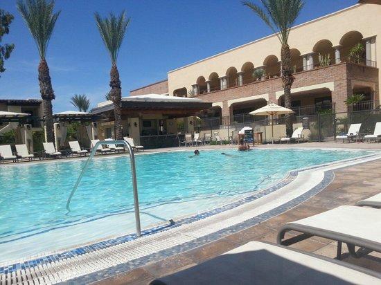 Omni Tucson National Resort: Resort pool