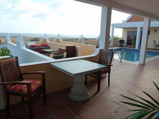 Villa Safir: View from room