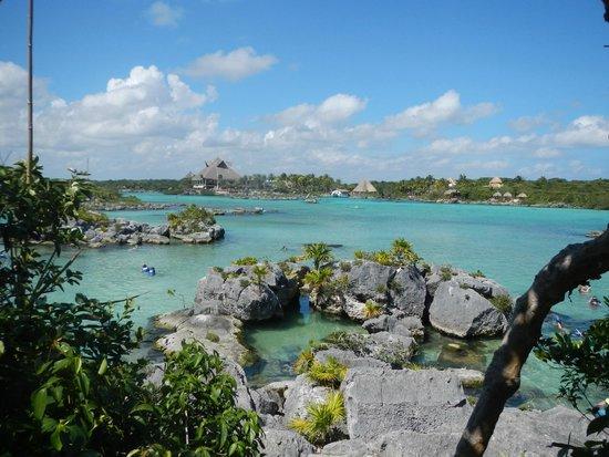 Parc Xel-Ha : Paradise