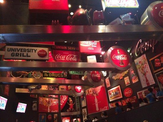 World of Coca-Cola: .