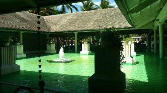 Iberostar Dominicana Hotel: vista desde el restaurant buffet