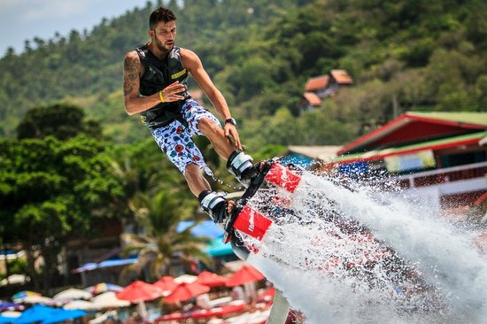 Koh Samui Jet Ski & Water Sports by James Jetstar: Flyboard