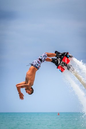 Koh Samui Watersports By James Jetstar: Flyboard