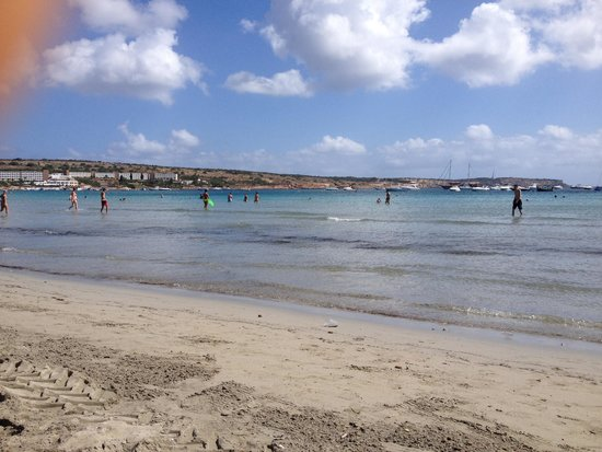 db Seabank Resort + Spa : Spiaggia