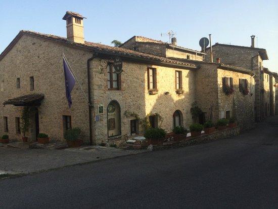 Borgo Lecchi B&B : Hotel