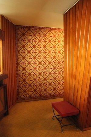 Albergaria Miradouro: Hall de entrada