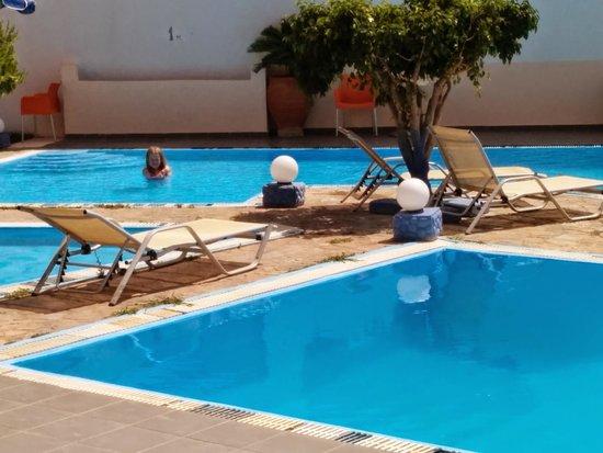 Hotel Porto Plakias : Pool