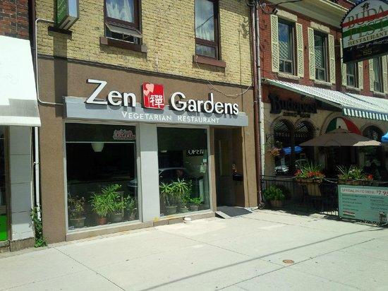 Zen Gardens in London