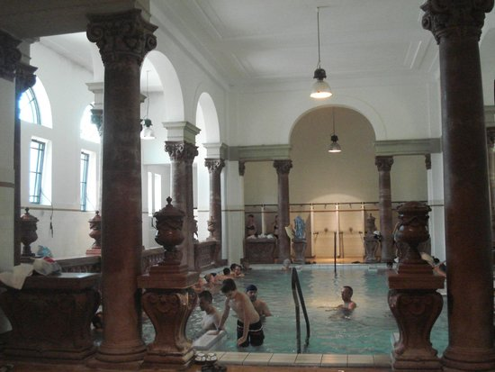 Széchenyi Baths and Pool : bellissime