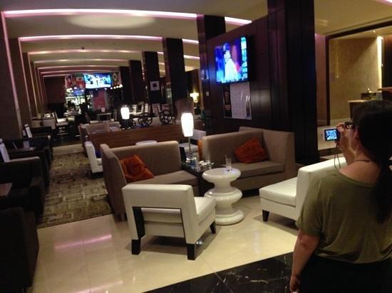 Hilton Times Square : lobby