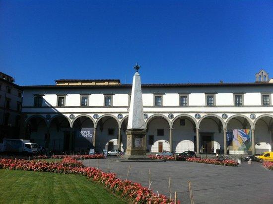 Facciata del Museo Novecento