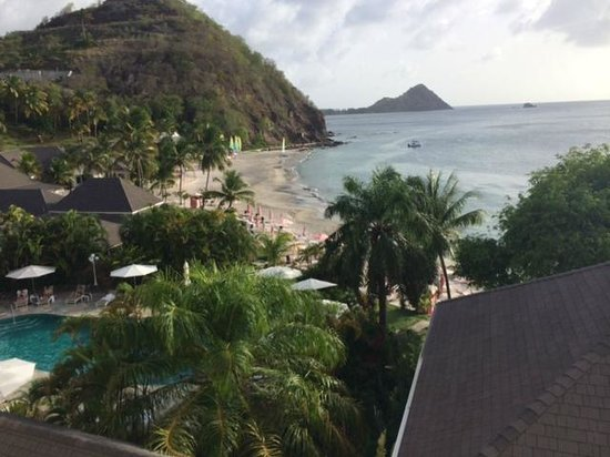 BodyHoliday Saint Lucia: Ocean View Room