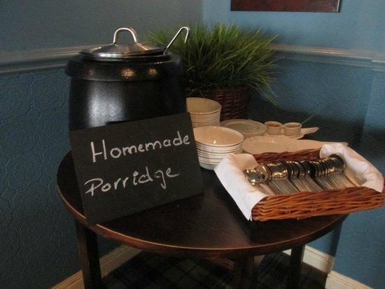 Loch Fyne Hotel & Spa: Part of breakfast