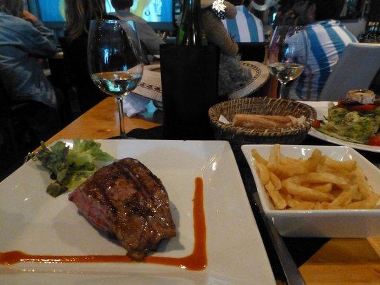 EL Argentino: Carne!