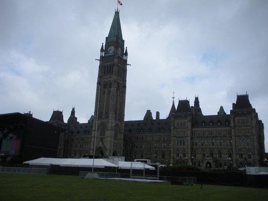 Colline du Parlement : Parliament Building