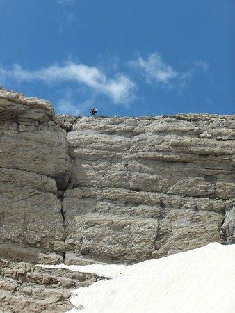 Valle de Pineta: El Balcon