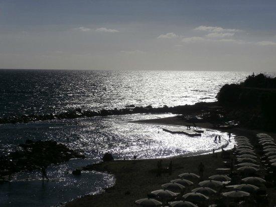 Baia del Silenzio: Spiaggia