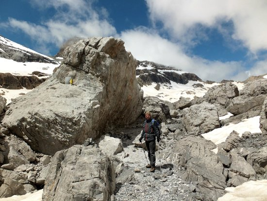 Valle de Pineta: On the plateau