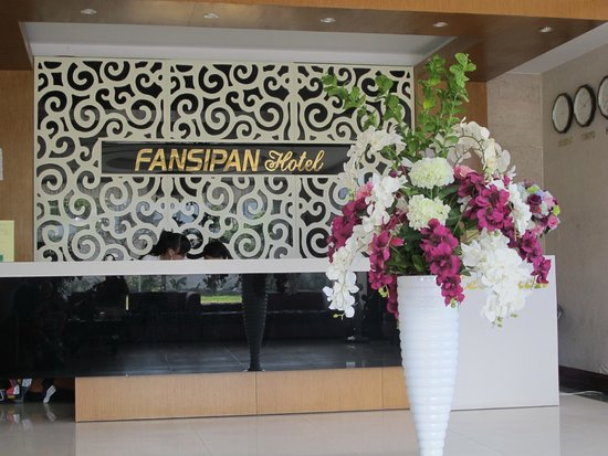 Fansipan Danang Hotel: Lobby