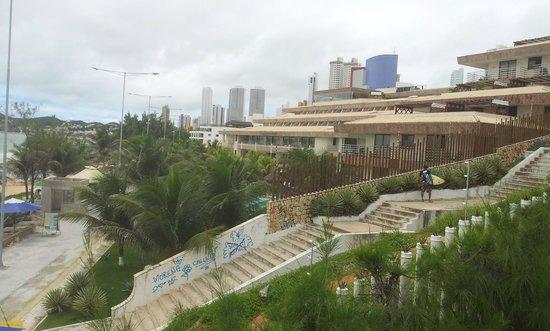 Residence Vespucci Flat: Vista do hotel