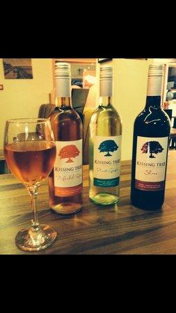 JC's Restaurant: JC's wine