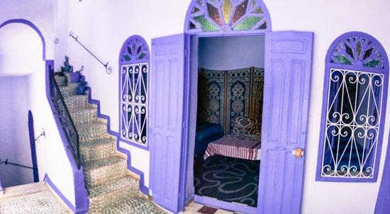Casa Amina: Triple Room