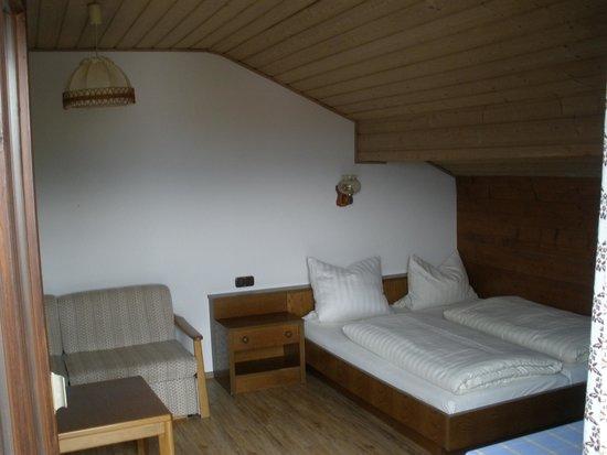 Alpengasthof zur Loisach: Studio