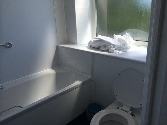 Travelodge Southampton: Bathroom Picture 2