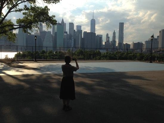 CityRover Walks NY : amazing views!