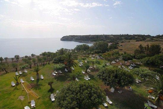 Irene Palace Hotel: IRENE PALACE - the beautiful beach
