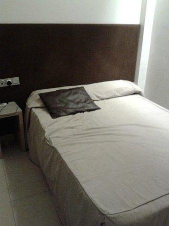Hostal Plaza Ruiz : Double Room (Room 19)