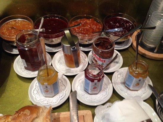 Hotel Altstadt Vienna: Jam