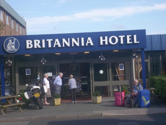 Britannia Hotel Newcastle Reviews