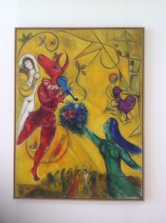 Musée Marc-Chagall (Nice) : картина