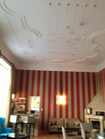 Hotel Altstadt Vienna: Breakfast/relaxing area
