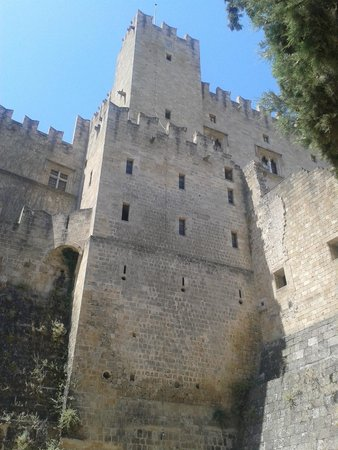 Palace of the Grand Master of the Knights of Rhodes: vieille ville