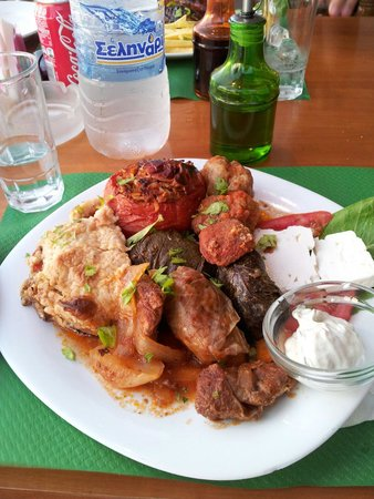 Zorbas sea food restaurant