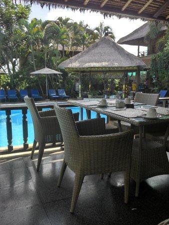 Bali Agung Village: Piscina Bali Agung